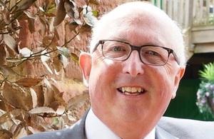 Dr Alan Hassey NDG panel member