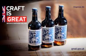 A festival of British craft beer in Ljubljana, 7-9 September