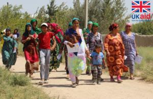 DFID IOM Project Tajikistan