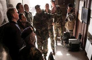 LAF briefing UK visitors