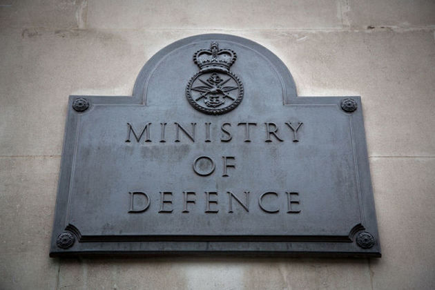 Ministry of Defence.