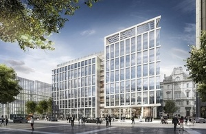 Cardiff UK Government Hub