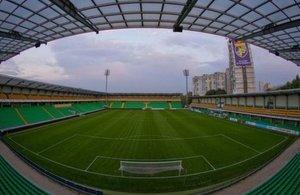 Zimbru Stadium, Chisinau