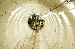 An image of Defra Thames Tideway Tunnel.