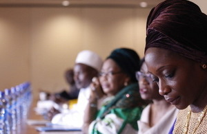 Women legislators in Nigeria