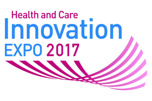 NHS Innovation & Care Expo event logo