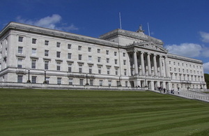 The Northern Ireland Executive at Stormont