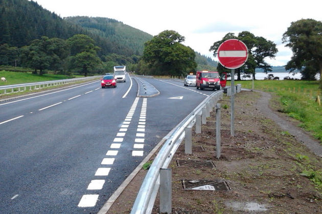 New and improved facilities on A66 Cumbrian tourist route