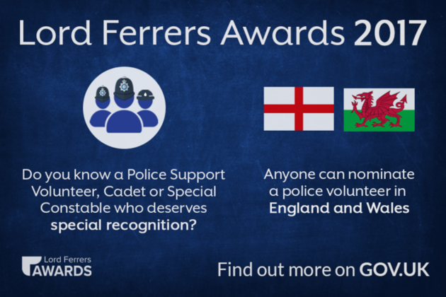 Lord Ferrers Awards