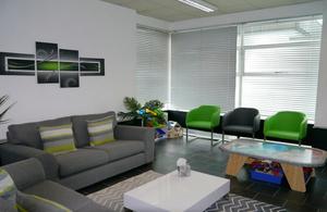 Model rooms