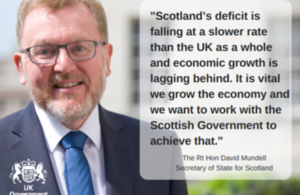 Secretary of State for Scotland GERS quote