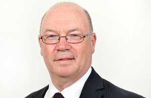 British Minister for the Middle East Alistair Burt