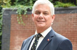 Les Chapman; Secretary of State's Representative (SOSRep)