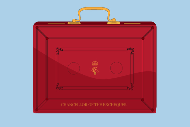Image of budget box.