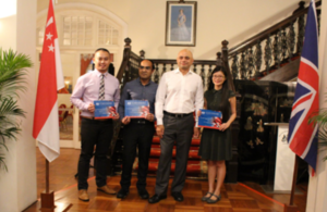 Annual Chevening Scholarship Award Presentation