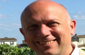 Dr Mark Taylor, NDG Panel Member