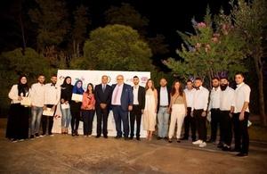 INTAJ graduation ceremony in Bekaa