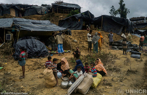 UK announces additional aid for victims of Burma violence