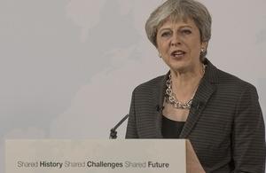 PM's Florence speech