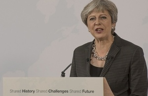 PM's Florence speech