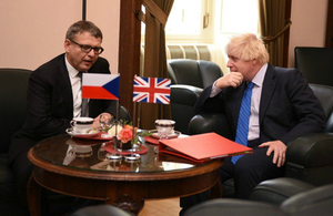 Foreign Secretary visit to Czech Republic, Romania and Slovakia