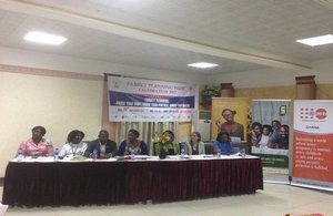 Launch of family planning week