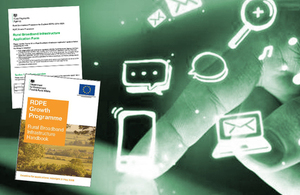 Image of RDPE Growth Programme: Rural Broadband Infrastructure Handbook and application form