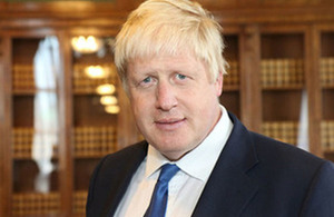 Read the 'Foreign Secretary statement on the attack in Las Vegas' article
