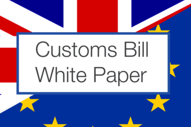 Customs Bill