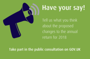 Megaphone image - have your say