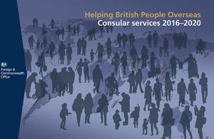 Helping British people overseas