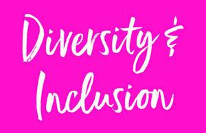 Civil Service Diversity & Inclusion logo