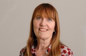 Social Care Director Eleanor Schooling