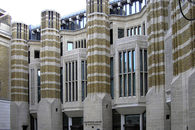 Department of Health building, Richmond House, London
