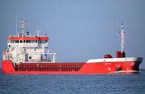 Bulk carrier Muros