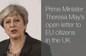 PM's open letter
