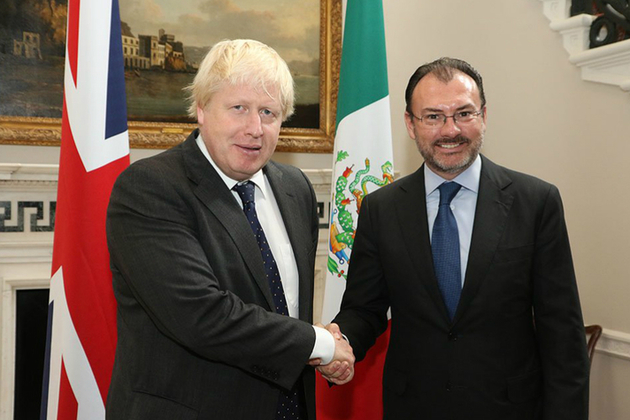 Joint Communique between Mexico and the United Kingdom