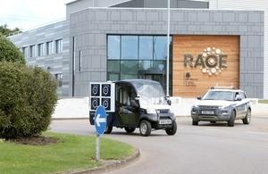 RACE - facilitating autonomous vehicle testing