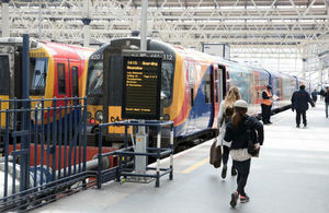 First of a Kind competition: transform tomorrow's train journeys