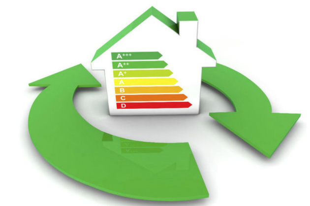 Green house energy efficiency rating
