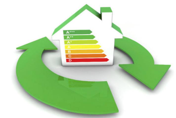 Green house energy efficiency rating