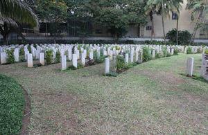 Dar es Salaam Commonwealth graves