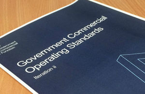 Government Commercial Operating Standards document