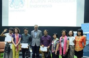 Chevening Alumni Association Indonesia (CAAI) launched Chevening Diversity Campaign