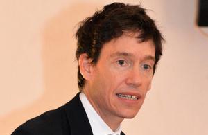 Mr Rory Stewart