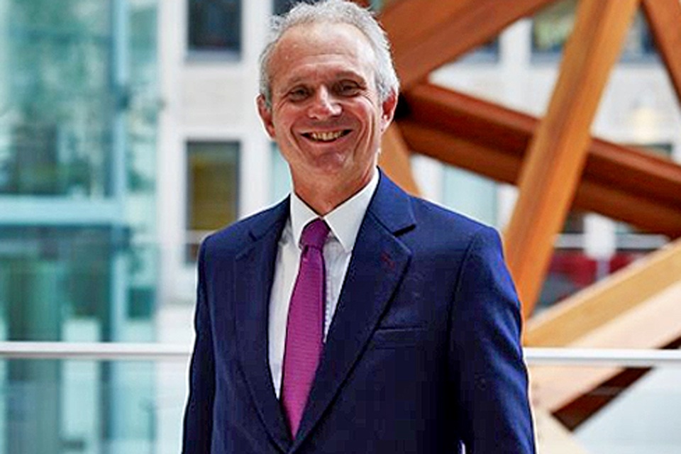 David Lidington, Secretary of State
