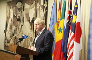 Foreign Secretary comment on UN Security Council Presidential Statement on Burma
