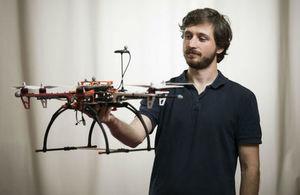 Perceptual Robotics Director, Kevin Lind
