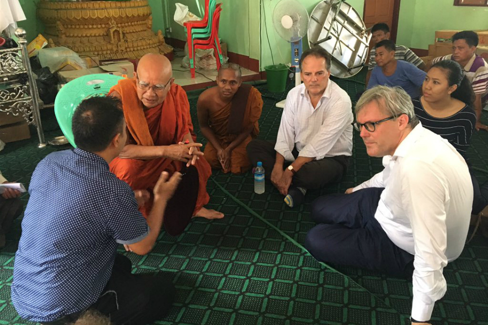 Rohingya humanitarian crisis