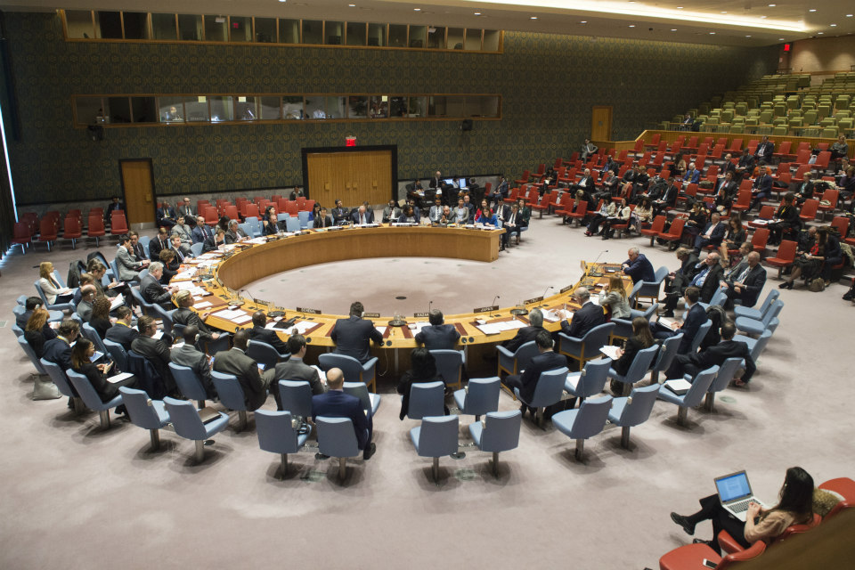 UN Security Council discusses developments in Kosovo